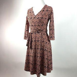 41 Hawthorn Dress Faux Wrap Stitch Fix